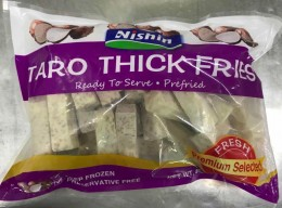 Taro Thick Fries 800gx12